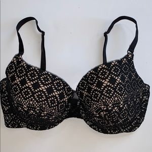 Victoria's Secret Lined Demi Size 34DD